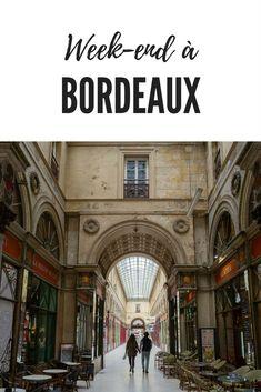 Visite de Bordeaux - Que faire et que voir? Mon programme de week-end en 3 ou 4 jours pour visiter Bordeaux et mes bonnes adresses de restaurants et cafés! Guide pratique de la ville de Bordeaux, bons plans et bonnes adresses. #weekend #voyage #aquitaine #nouvelleaquitaine #bordeaux #bordeauxcityguide #bonnesadresses