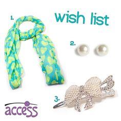 wish list, access, fashion, acessorios, moda, acessories, lenços, perola, acessorios de cabelo