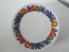 Assiette plate de Villeroy et Boch Modèle Acapulco