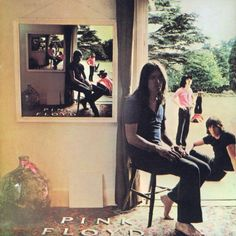 Pink Floyd - Great artwork. Each photo in the photo is slightly different.