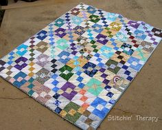 Image result for bonnie hunter quilt