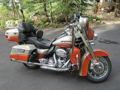 Harley-Davidson : Touring 2009 Harley Davison Ultra Classic Electra Glide CVO