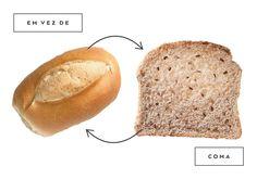 Café da manhã: saiba o que comer para ter mais saúde, disposição e não engordar | MdeMulher