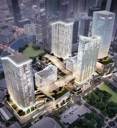 Brickell CityCentre megaproject | Brickell