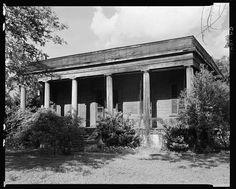 Johnson-Booher House. Columbus, GA. Demolished 1941