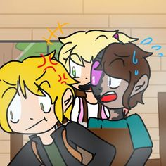 """""""t HAT'S IT I'M SHOOT ING THE C AT-""""   The Haunted - Minecraft Amino"""
