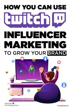 How to Ace Twitch Influencer Marketing: A Comprehensive Guide Marketing Software, Digital Marketing, Marketing Ideas, Twitch Streaming Setup, Sell House Fast, How To Find Out, How To Become, Influencer Marketing, Public Relations