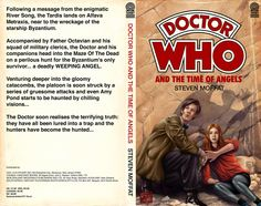 Doctor Who And The Time Of Angels (2013) by SteveAndrew.deviantart.com on @deviantART Doctor Who Books, New Doctor Who, Doctor Who Episodes, Tv Doctors, Barbie Miniatures, Crazy Man, Weird And Wonderful, Dr Who, Mini Books