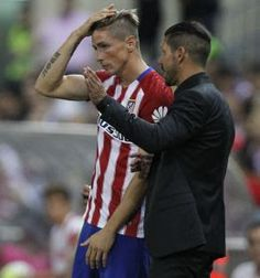 opiniona: Simeone no renueva a Fernando Torres