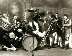 St. Louis Cotton Club Band by Missouri History Museum via Flickr