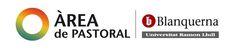 Logo Àrea de Pastoral Blanquerna, 2015. #design #university #Blanquerna