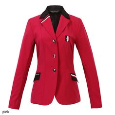 Kingsland equestrian jacket ... So I've been searching for a show jacket that fits me for 3+ years then just casually tried one if these on and it fits no other jacket ever has, but guess what they don't do tweed! :( love these jackets!