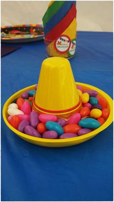 Fiesta / Mexican Birthday Party Ideas | Photo 8 of 25 | Catch My Party