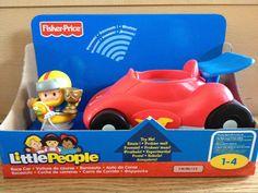 Fisher Price Little People RACEAUTO met geluid