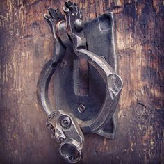 door knocker - mark puigmarti