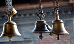 As per the Agama Sastra, ringing a bell in temples will prevent evil spirits. The evil spirits namely Yaksha, Paisasa, Rakshasa and Brahmarakshasa will not enter the temple.