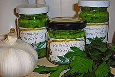 Knoblauch - Kräuter - Paste (Rezept mit Bild) von bärenmama | Chefkoch.de