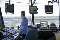 The air traffic controllers and the NextGen program would spin off into a private nonprofit organization.