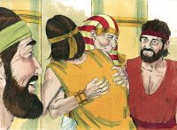 Bible Fun For Kids: Genesis: Joseph Reunited With His Family in Egypt