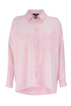 Ellos Collection Skjorte med bokset passform