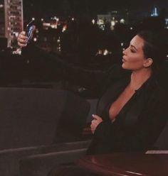 Kim Kardashian Selfi