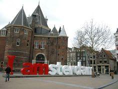 The Waag is a 15th-century building on the Nieuwmarkt in Amsterdam's Chinatown. It was originally a gate. Nieuwmarkt, Amsterdam