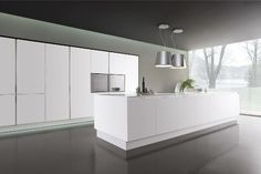 White design kitchen