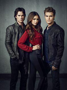 "RENEWED: ""The Vampire Diaries"" (The CW)"