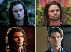 Elijah's Hair Through the Years