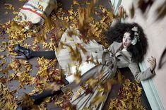 It's a Whimsical World - Vogue Korea, Oct 09 (8 pics) - My Modern Metropolis