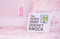 The process of losing your teeth can be a confusing/scary time for a child, which is why the story of the tooth fairy is so important! Help bring the fable to life with Funny Fable's new box set, which includes a fairy door, a book about the tooth fairy's struggle to break into your home, and a poster and sticker set with which they can track their teeth.   This new season of your child's life is worth celebrating, and there's no better way than through interactive reading!