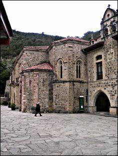 Monasterio de Santo Toribio de Liébana, Camaleño. Cantabria.
