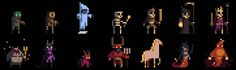 low res pixel art animation - Google Search