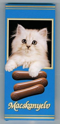 A popular old hungarian chocolate, still manufactured with modern design. It tastes very good, by the way. Retro Kids, Good Old Times, Hungary, Old World, Childhood Memories, Retro Vintage, Old Things, Presents, Kitty