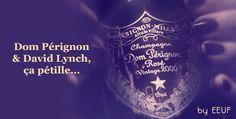 Dom Pérignon & David Lynch, ça pétille…    Noël avec les beaux-parents, c'est le moment de sortir tous vos atouts. Une bouteille de bulles Dom Perignon pour la belle-mère un peu mondaine,  mais designée par David Lynch pour le beau-père fan de cinéma. « The power of creation » c'est une bouteille inédite, idéale pour des fêtes en famille réussies…  Dom Pérignon by David Lynch    Edition limitée à partir de 160€    Disponible aux Galeries Lafayette
