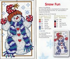 Thrilling Designing Your Own Cross Stitch Embroidery Patterns Ideas. Exhilarating Designing Your Own Cross Stitch Embroidery Patterns Ideas. Cross Stitch Christmas Ornaments, Xmas Cross Stitch, Cross Stitch Love, Cross Stitch Needles, Christmas Cross, Cross Stitching, Christmas Snowman, Santa Ornaments, Snowman Cross Stitch Pattern
