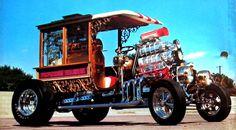 The Popcorn Wagon