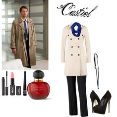 Baby in a Trenchcoat  by duranths on Polyvore featuring polyvore, fashion, style, 3.1 Phillip Lim, Patrizia Pepe, Apt. 9, Giuseppe Zanotti, Athleta, Laura Mercier, Lord & Berry and Christian Dior