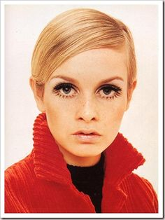 """Always be natural. Putting on airs will make a giggle out of you. Be yourself, and if you don't know something say so"" -Twiggy"