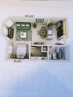 We Feature 50 Studio Apartment Plans In Perspective For Those Looking Small Space Your Search Ends Here