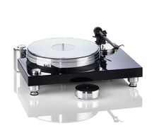 High-end vinyl turntables in classic designs combined with cutting-edge technology such as high quality phono cartridges – the Classic Line from Acoustic Solid Diy Turntable, High End Turntables, Record Players, Phonograph, Hifi Audio, Audio Equipment, Audiophile, Custom Bikes, Acoustic