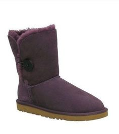 UGG Bailey Button 5803 Boots Blackberry Wine