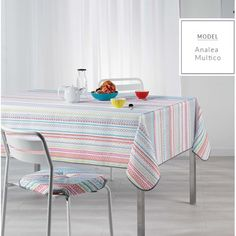 Obrusy na stôl Vás prekvapia svojimi farbami a vzormi, ktoré nebude mať nikto vo Vašom okolí. Home Decor Accessories, Decorative Accessories, Vanity Bench, Table, Furniture, Design, Motifs, Polyester, Products