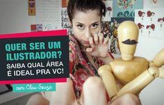 CLAU SOUZA LANÇA CONTEÚDOS EXCLUSIVOS PARA QUEM QUER TRABALHAR COM ILUSTRAÇÃO // Miga me ajuda