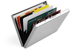 Stainless Steel Card Holder Case