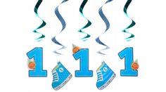 1 szülinapi fiú cipős függődísz, Nicol Party Kellék Bolt Elsa, Logos, Art, Art Background, Logo, Kunst, Performing Arts, Art Education Resources, Artworks