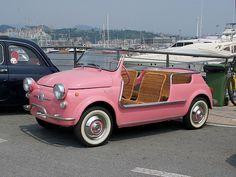 I need this car. wicker seats!