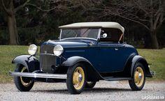 1932 Ford Model 18 Roadster - (Ford Motor Company, Dearborn, Michigan 1903-present)