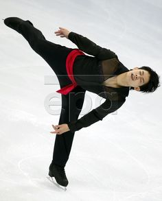 Takahiko Kozuka of Japan performs his Men Short program of the Rostelecom Cup ISU Grand Prix of Figure Skating in Moscow, Russia, 20 November 2015. EPA/SERGEI ILNITSKY