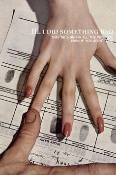 Taylor Swift // I Did Something Bad